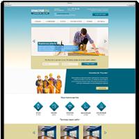 """Создание сайта строительной компании """"под ключ"""""""