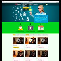 Разработка сайта компании по подбору персонала на базе CMS Joomla