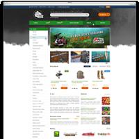 """Создание интернет-магазина все для рыбалки """"под ключ"""""""