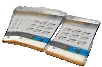 Создание рекламной листовки формат А5 для магазина автозапчастей
