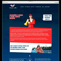 """Создание landing-page """"под ключ"""" для совместной акции проекта """"Письма о любви"""" и канала СТС"""