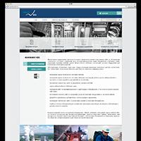 """Разработка сайта сайта компании """"HpVeis"""" на базе CMS Joomla"""