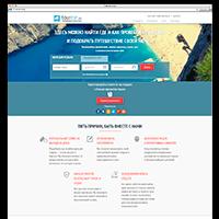 Разработка сайта tourme.ru CMS Joomla