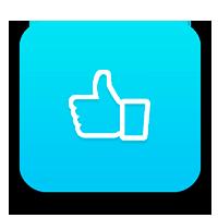 Модуль Responsive social buttons для Joomla 2.5 и Joomla 3
