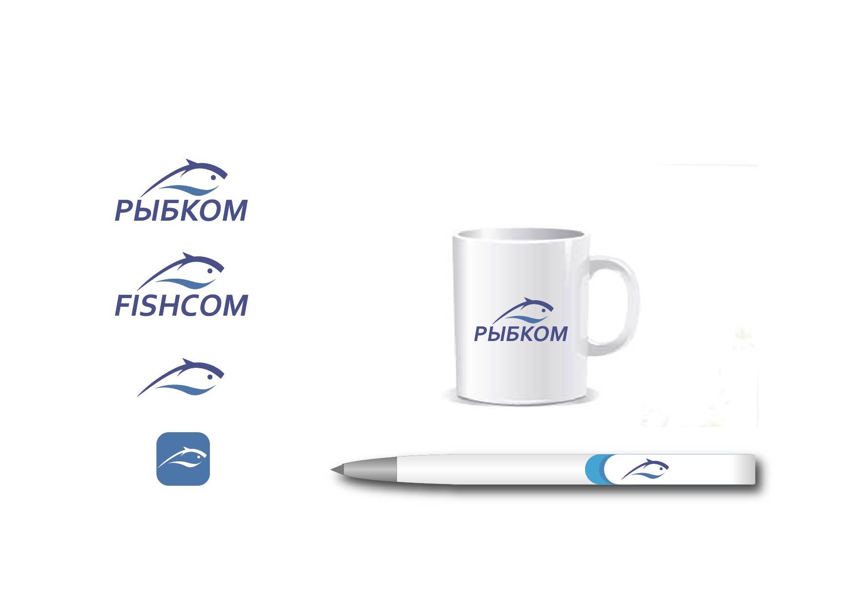 Создание логотипа и брэндбука для компании РЫБКОМ фото f_4115c09395409396.jpg