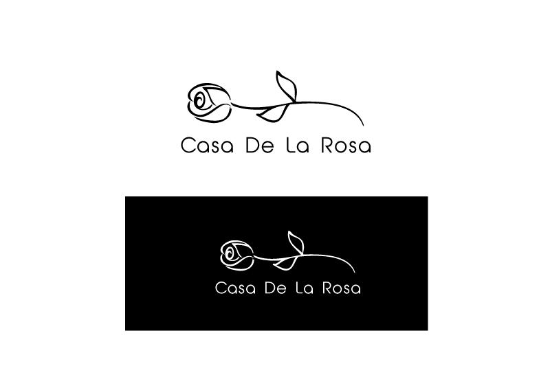 Логотип + Фирменный знак для элитного поселка Casa De La Rosa фото f_4615cd2e99ab2ca1.png