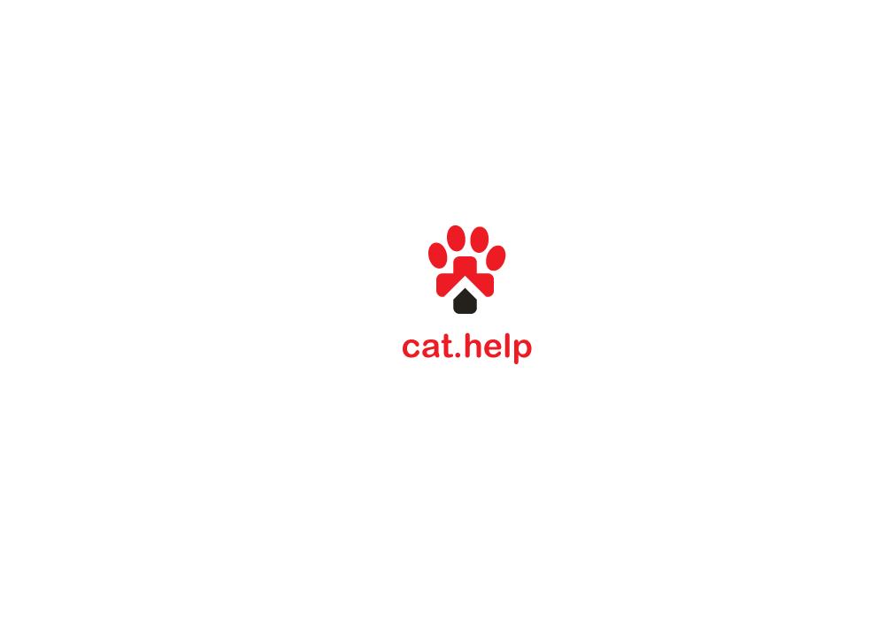 логотип для сайта и группы вк - cat.help фото f_73559db5fc472ed6.png
