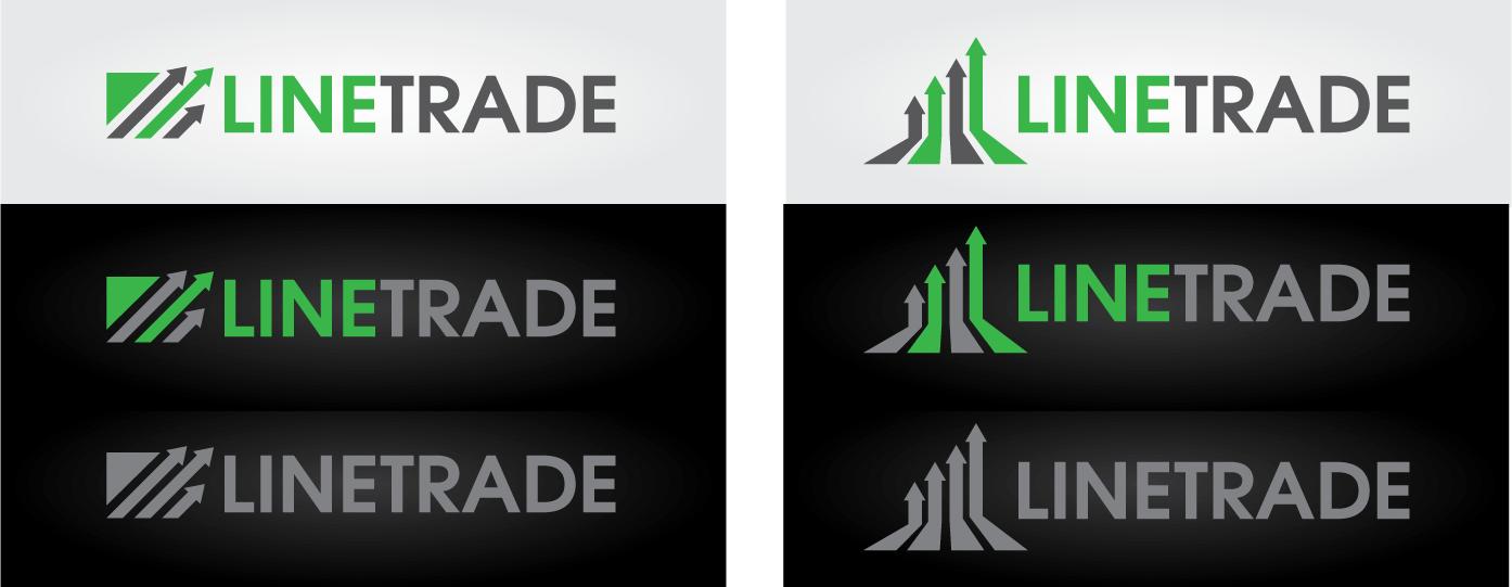Разработка логотипа компании Line Trade фото f_77250f7b0d732697.png