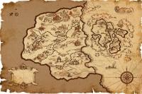 Карта игровая.