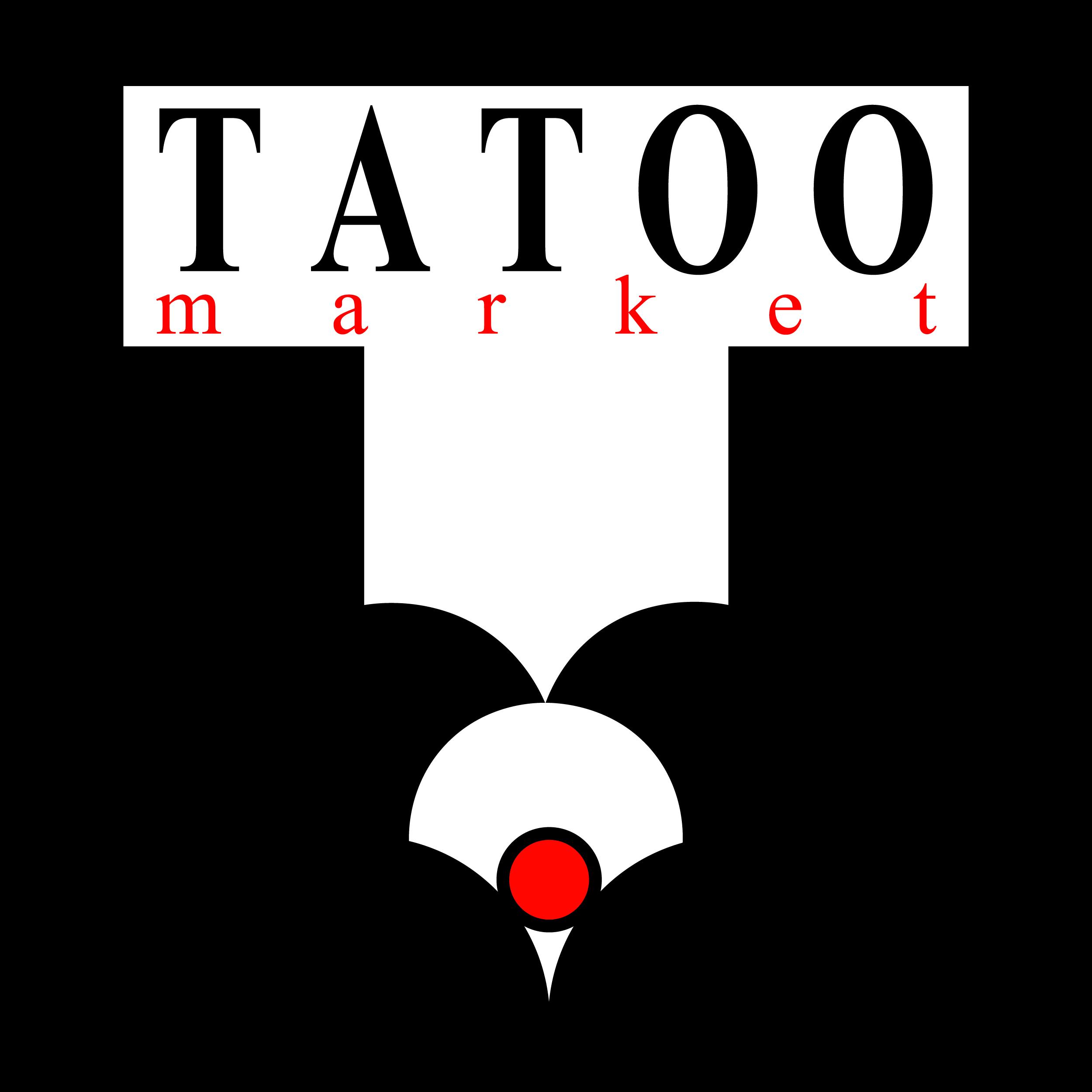 Редизайн логотипа магазина тату оборудования TattooMarket.ru фото f_4625c3a32b56f5b9.jpg