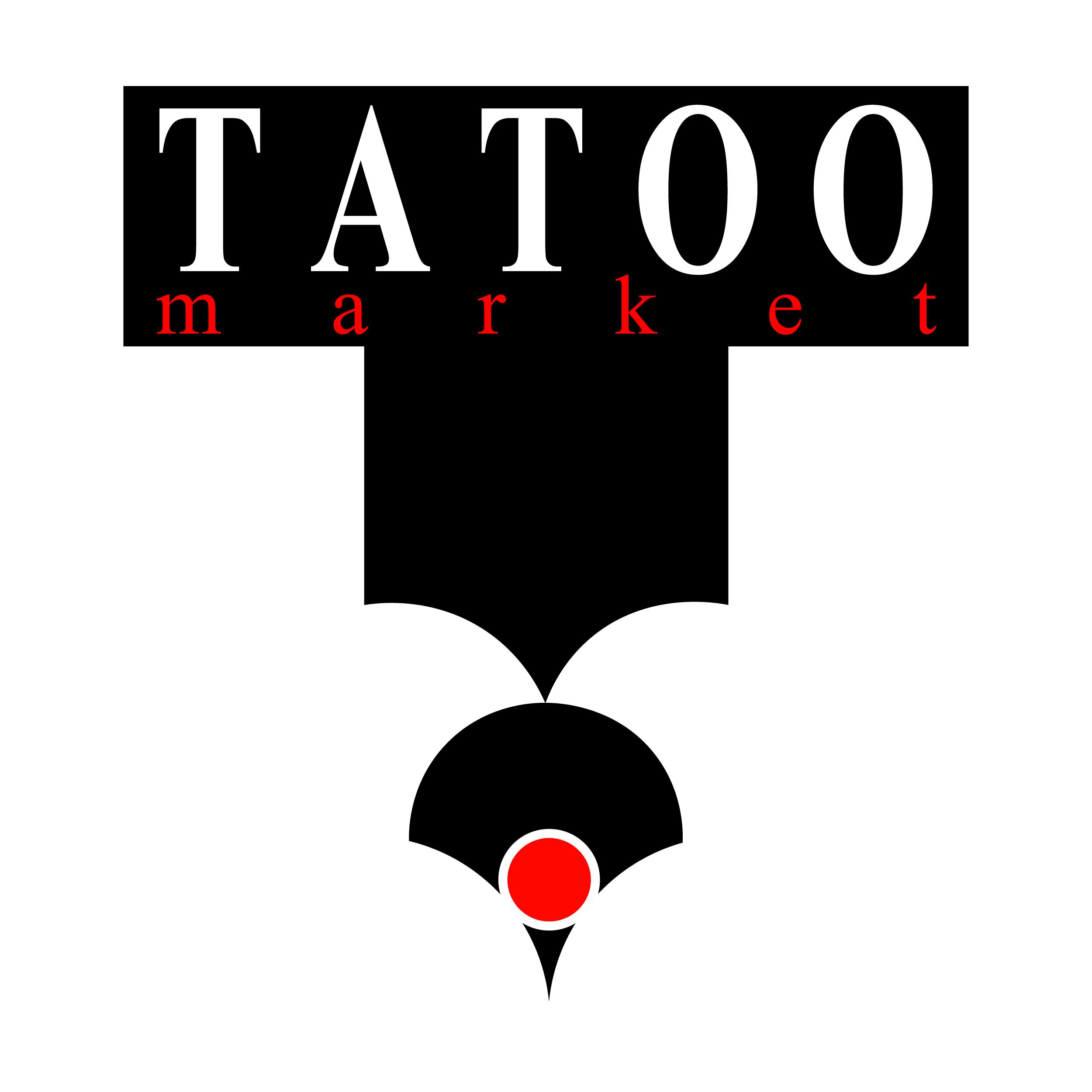 Редизайн логотипа магазина тату оборудования TattooMarket.ru фото f_8775c3a32af76a30.jpg
