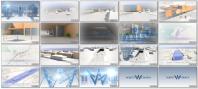 Визуализация расположения планируемого торгового центра в Финляндии.