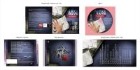 Оформление CD [обложка, буклет, ...]