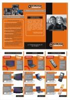 Буклет для федеральной сети магазинов Експерт Компьютерс