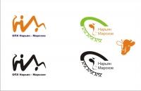 варианты логотипа для ОПХ Нарьян-Марское