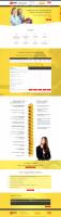 Корпоративный сайт компании бухгалтерского обслуживания SONIS CONSULTING