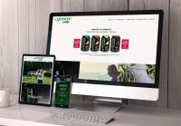 Сайт компании greencola