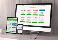 Мини-сайт займов в Казахстане
