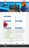 Корпоративный сайт компании СИСТЕМ-СЕРВИС