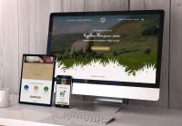 Мини-сайт халяль фермы и проведения праздника Курбан-Байрам онлайн
