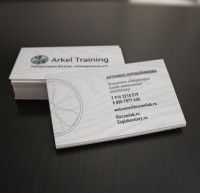 Визитка Arkel Training