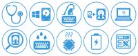 Иконки для комп-сервиса