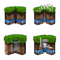 Бурение-водоподготовка-канализация-кессон