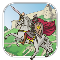 Иконка для исторической игры