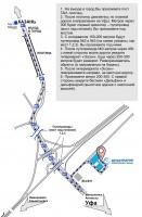 Схема проезда для Дельфинария 1