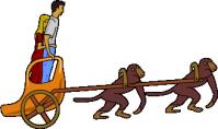 Человек и обезьяна 3