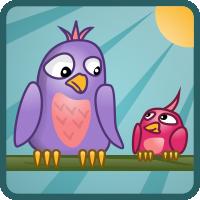 Иконка для конкурса (Детское приложение для мобильных платформ)