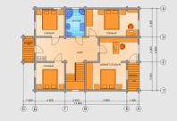 Планировка дома 3