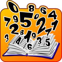 Иконка для приложения Numbers