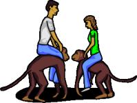 Человек и обезьяна 2