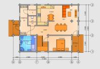 планировка дома 2