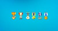 Медали для онлайн игры rybka.moby