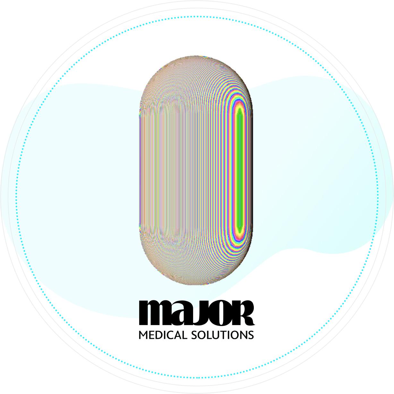 Major Medical Solutions - оформление фирменного стиля