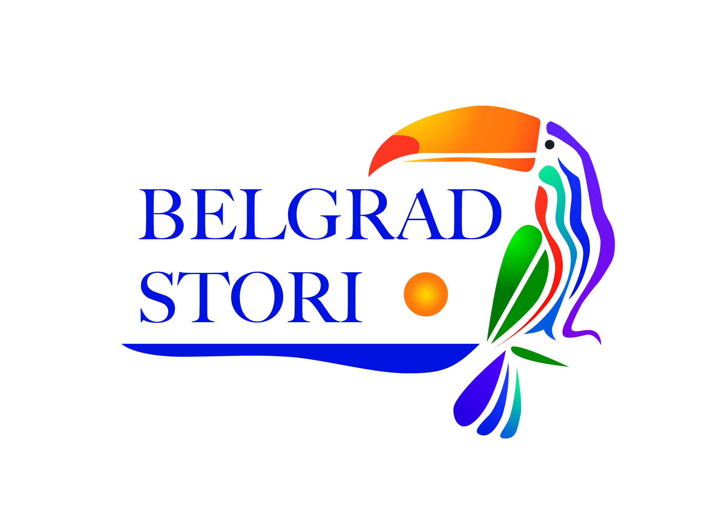 Логотип для агентства городских туров в Белграде фото f_135589b1b7583382.jpg