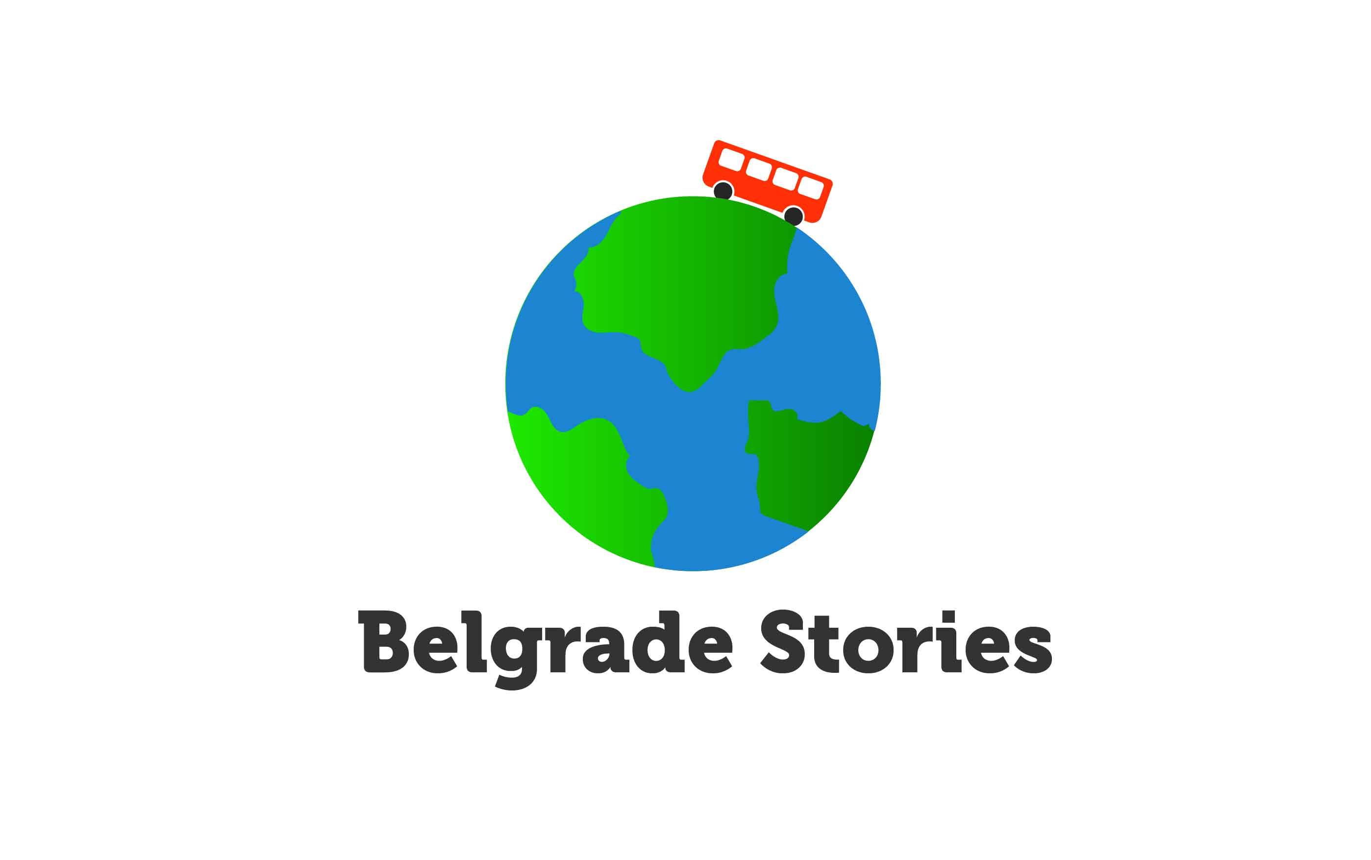Логотип для агентства городских туров в Белграде фото f_500589b1ca09154e.jpg