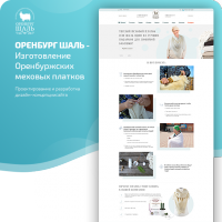 Оренбург Шаль  |  www.orenburgshal.ru