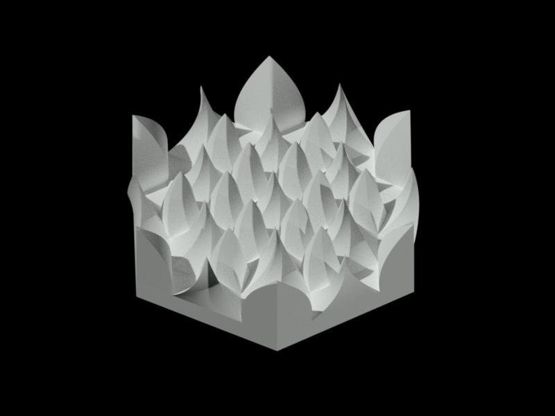 Сделать 3D модель массажного элемента формат STP/UG фото f_4155d2a0347014e5.jpg