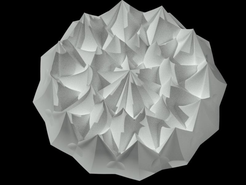 Сделать 3D модель массажного элемента формат STP/UG фото f_6565d2a03163c504.jpg