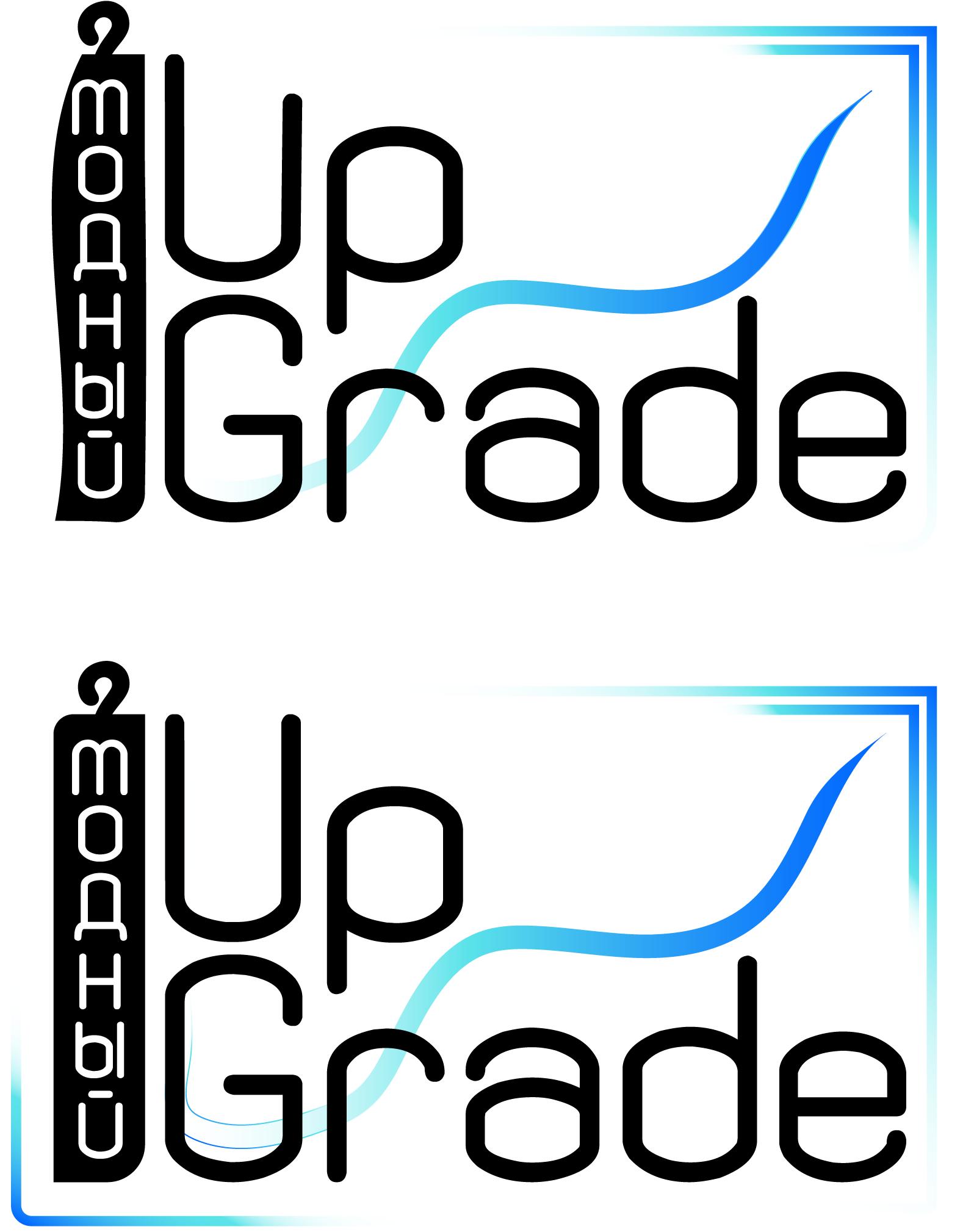 "Логотип интернет магазина ""Модный UPGRADE"" фото f_8195943eab26f03c.png"