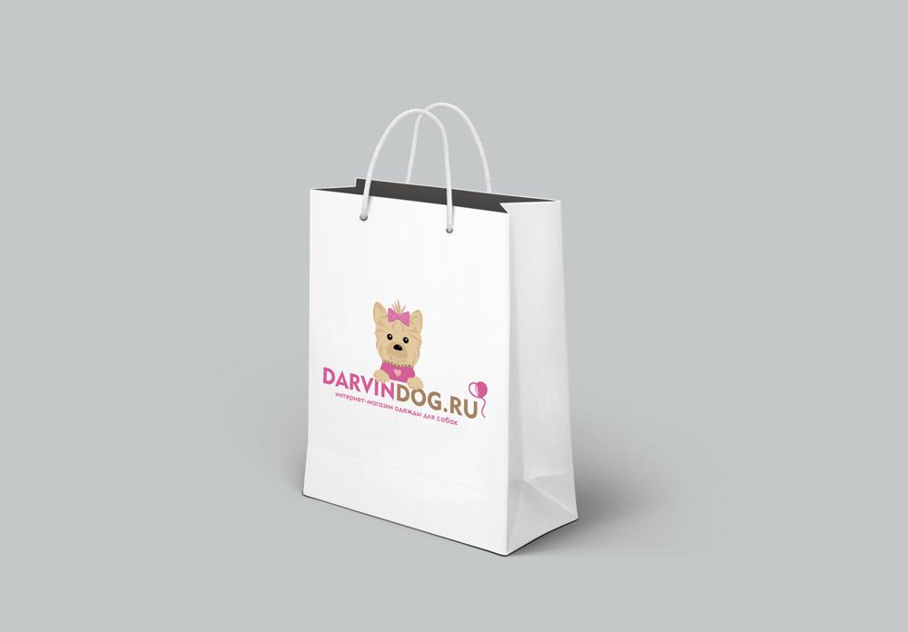 Создать логотип для интернет магазина одежды для собак фото f_558565215dfd4df0.jpg