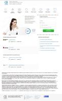 Сайт банка, Вордпресс