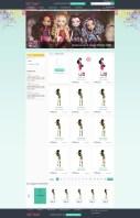 Магазин кукол (здесь демо версия, сам сайт сейчас почему то не доступен)