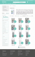 Интернет магазин продукции Норд холодильники, Опенкарт