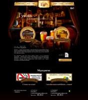 Редизайн, переверстка сайта для Владивостокского ресторана, Вордпресс