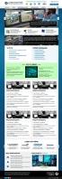 Сайт услуг видеонаблюдения на Вордпресс