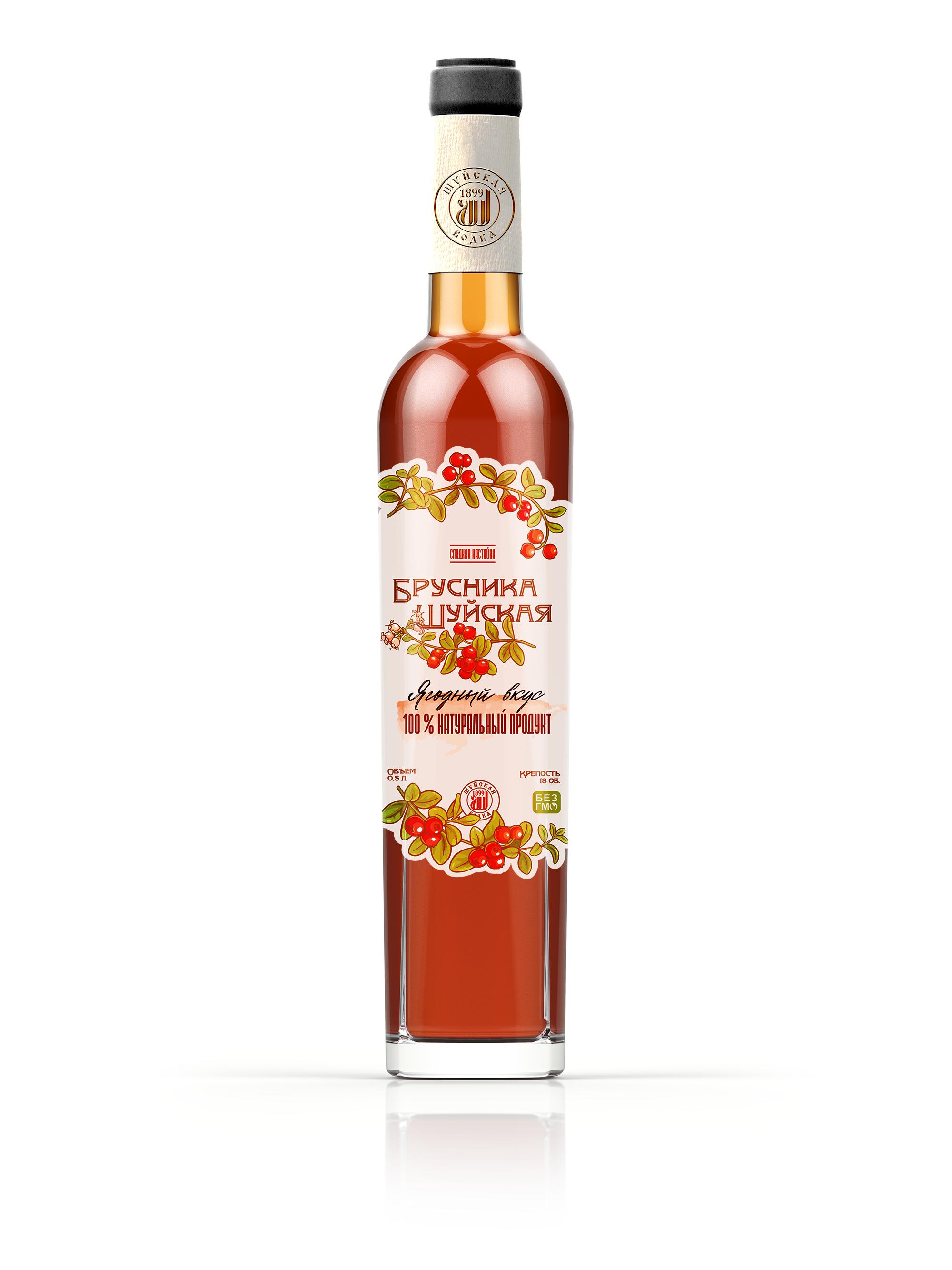 Дизайн этикетки алкогольного продукта (сладкая настойка) фото f_7375f8c743e9ad22.png